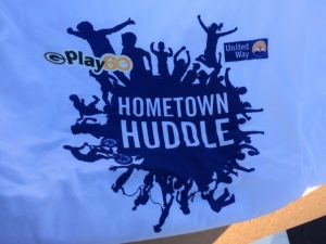 Hometown Huddle T Shirt