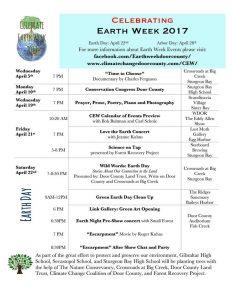 earth-week-celebration-event-calendar-2017