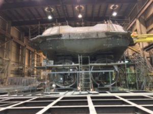 Fab Shop at Bay Shipbuilding
